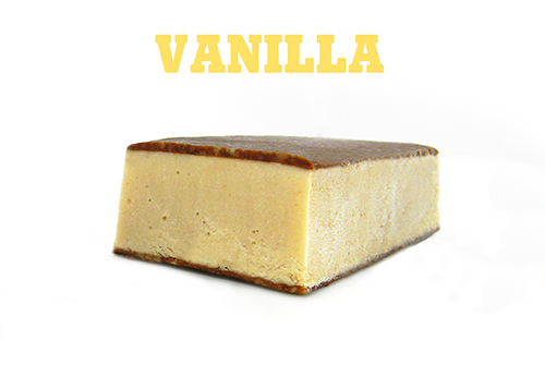 Vanilla Vegan Ice Cream, dairy free, gluten free, refined sugar free,