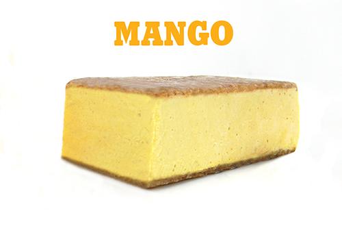 Mango Vegan Ice Cream, dairy free, gluten free, refined sugar free,