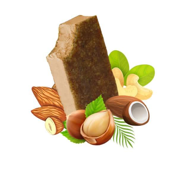 Jaffa Vegan Ice Cream, dairy free, gluten free, refined sugar free,